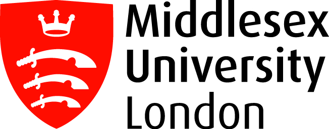 Middlesex University London banner logo