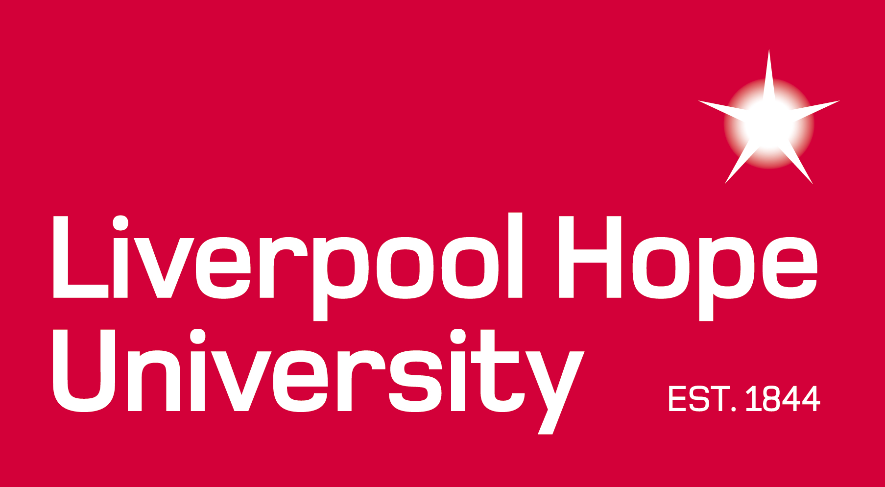 Liverpool Hope University banner logo