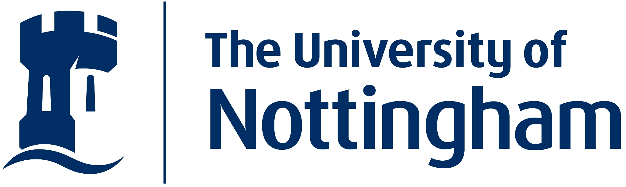 University of Nottingham banner logo