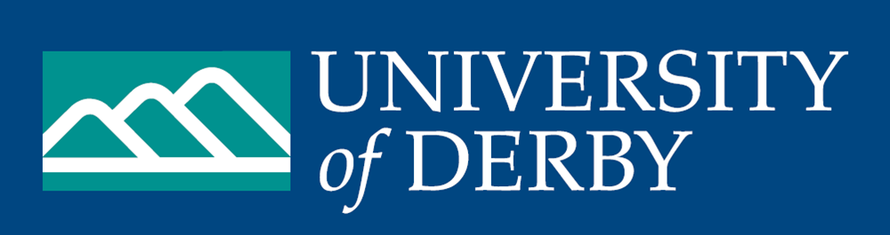 University of Derby banner logo