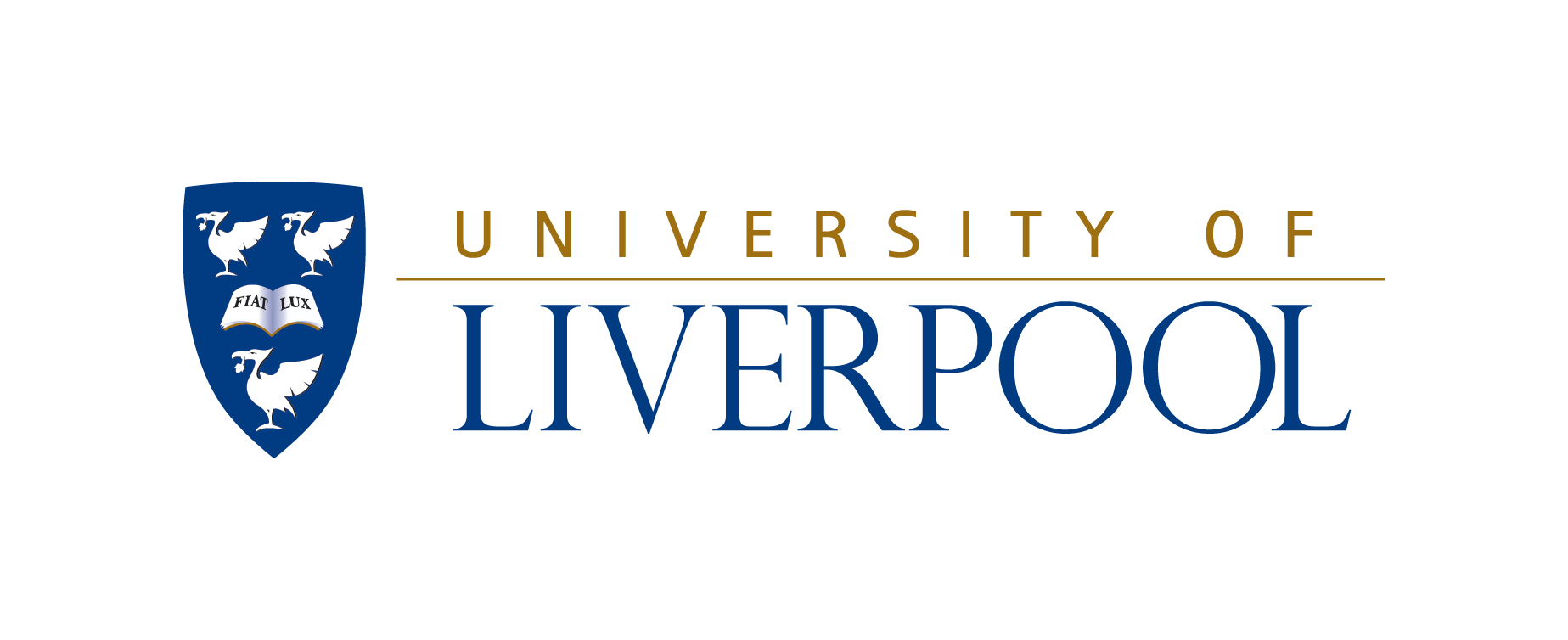 University of Liverpool banner logo